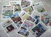 La presse algérienne