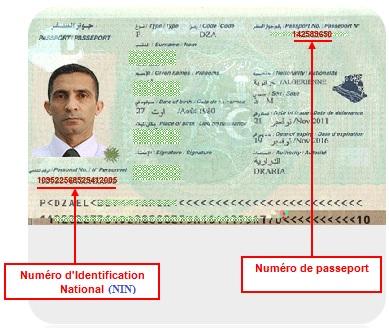 numéro d identification carte d identité Votre carte nationale d'identité biométrique est elle prête